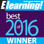 "Leadership Essentials win a ""Best of e-learning award"""