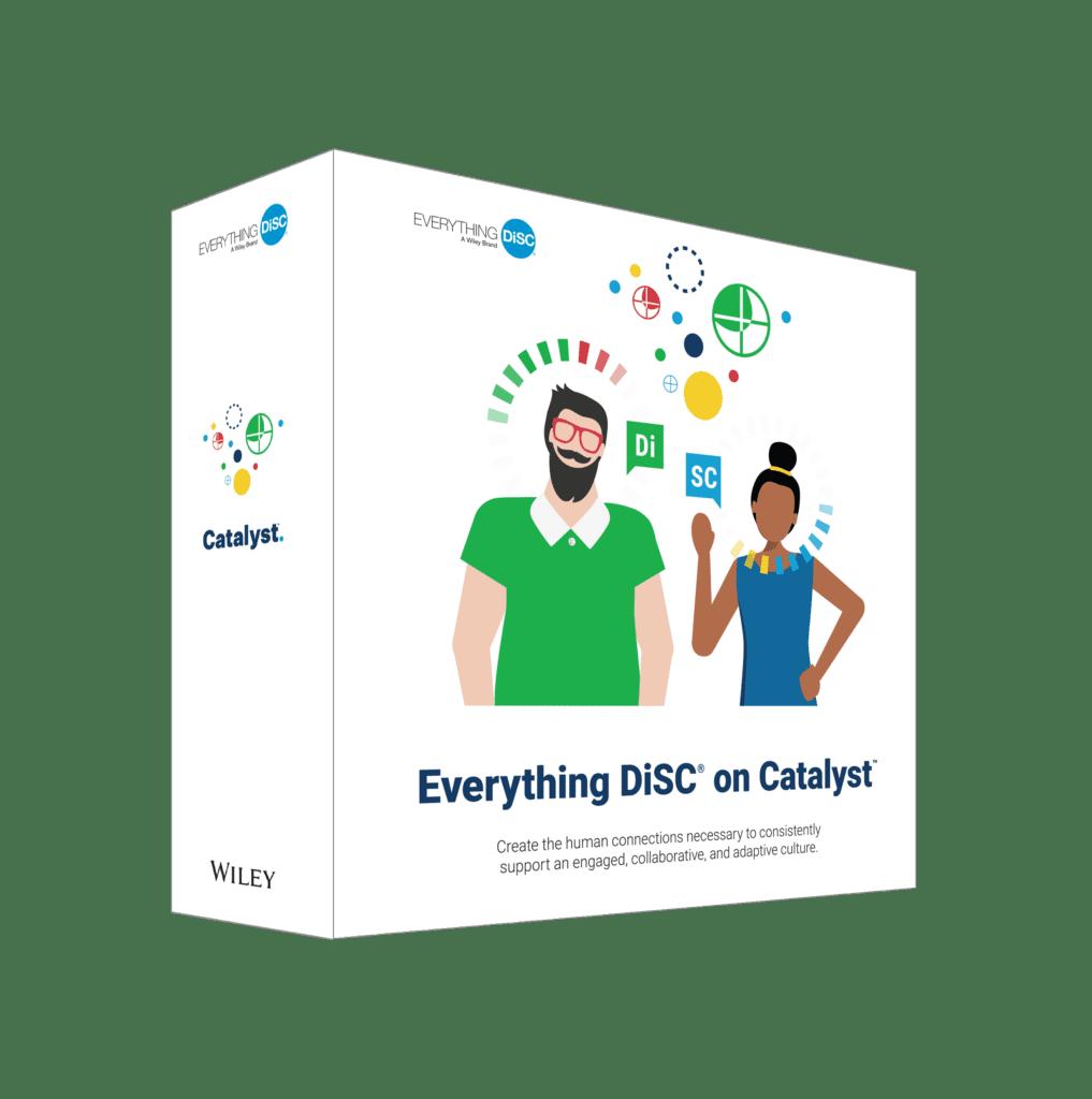 Everything DiSC Catalyst Training Kit