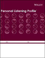 Personal Listening Profile Paper Version