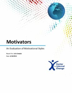 Microsoft Word - 46332Sample_John_Motivators.doc