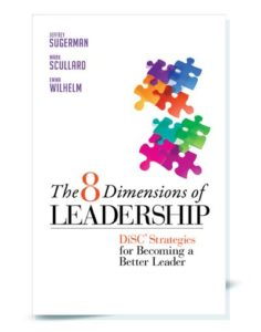 Eight Dimensions of Leadership Book