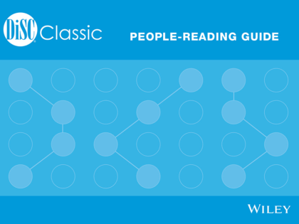 DiSC Classic People Reading Guides